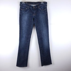 Citizens of Humanity Ava Straight Jeans Size 28